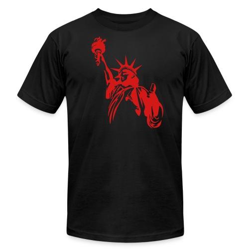 Black Liberty - Men's Fine Jersey T-Shirt
