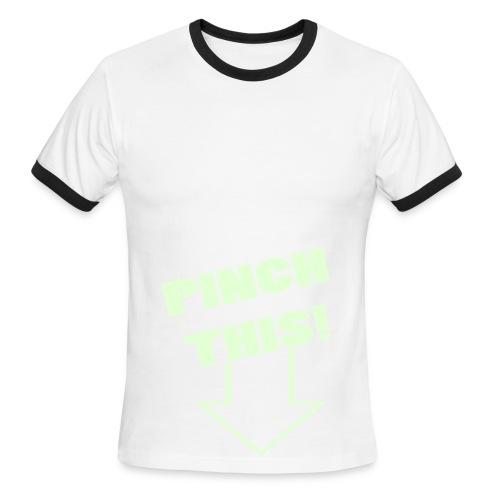 Men's Ringer T-Shirt - This was Designed in Kilkenny In Ireland. Enjoy