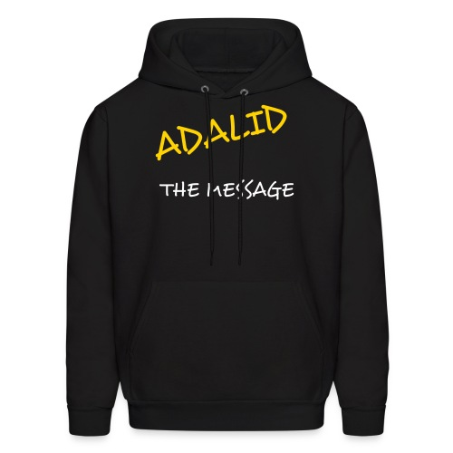 Adalid/The Message Hoody - Men's Hoodie