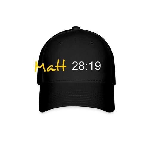 Matt28:19/The Message Cap - Baseball Cap