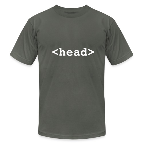 Head - Men's Fine Jersey T-Shirt