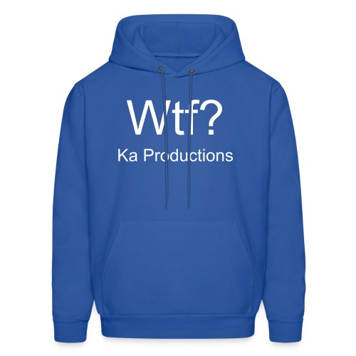Ka Productions Hooded Sweatshirt - Men's Hoodie