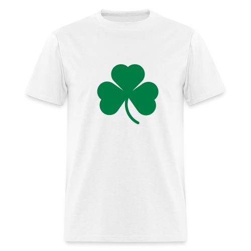 Lucky Clover Shirt (Men and Women!) - Men's T-Shirt