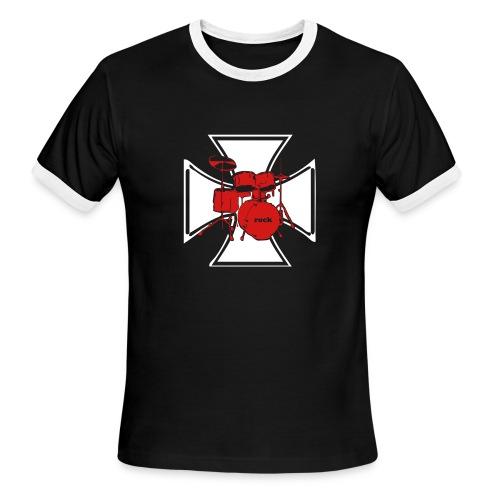 ROCK - Men's Ringer T-Shirt