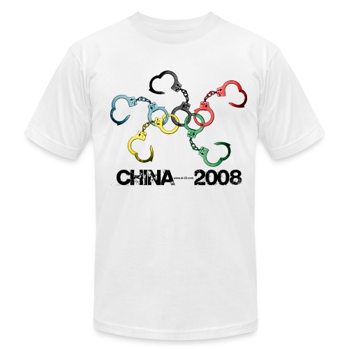 beijing 2008 (china) - Men's Fine Jersey T-Shirt