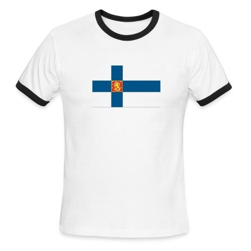 Finland Men - Men's Ringer T-Shirt