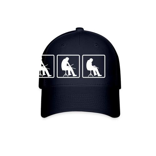Step 1: How To Drum Cap - Baseball Cap