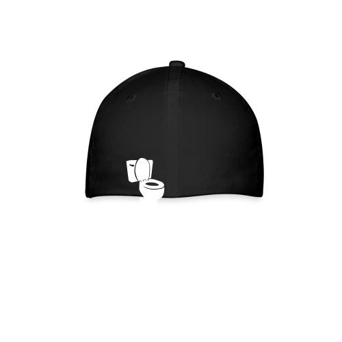 Random Toilet Flexi-Fit Hat - Baseball Cap