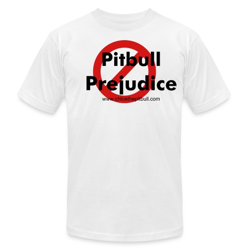 Stop Pitbull Prejudice - Men's Fine Jersey T-Shirt