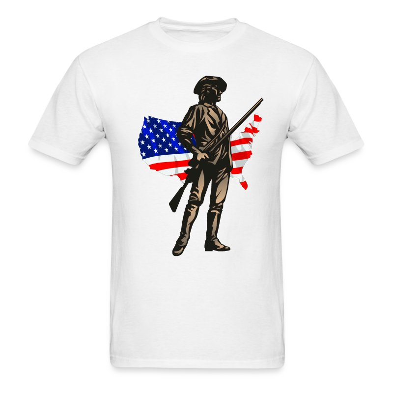 Minuteman3 - Men's T-Shirt