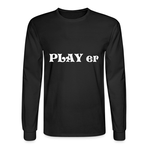 PLAY er  - Men's Long Sleeve T-Shirt