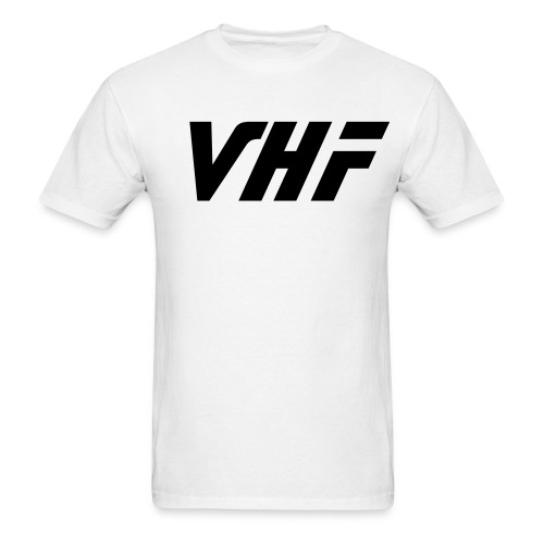 Unisex VHF style front only logo - Men's T-Shirt