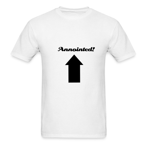 ANNOINTED - Men's T-Shirt