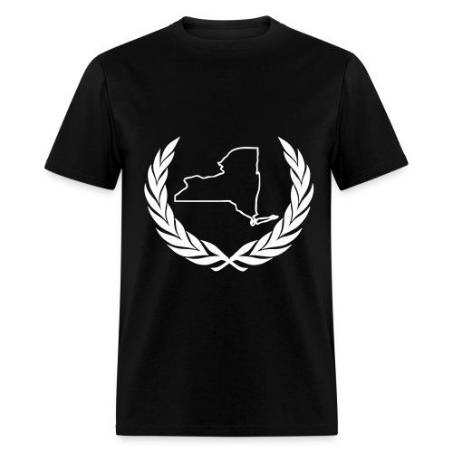 NY Crest Tee - Men's T-Shirt