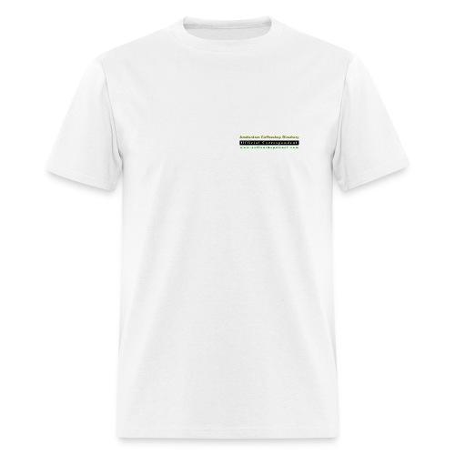 Official ACD Correspondent - Men's T-Shirt