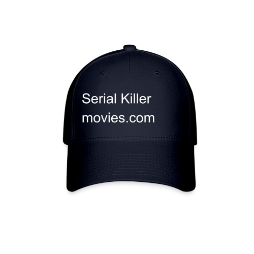 Serial killer movies.com hat - Baseball Cap