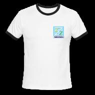 T-Shirts ~ Men's Ringer T-Shirt ~ TEAM ZISSOU Costume - Life Aquatic Costumes