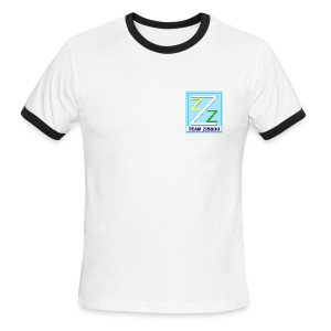 TEAM ZISSOU Costume - Life Aquatic Costumes - Men's Ringer T-Shirt