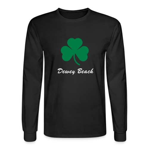 Shamrock - Men's Long Sleeve T-Shirt