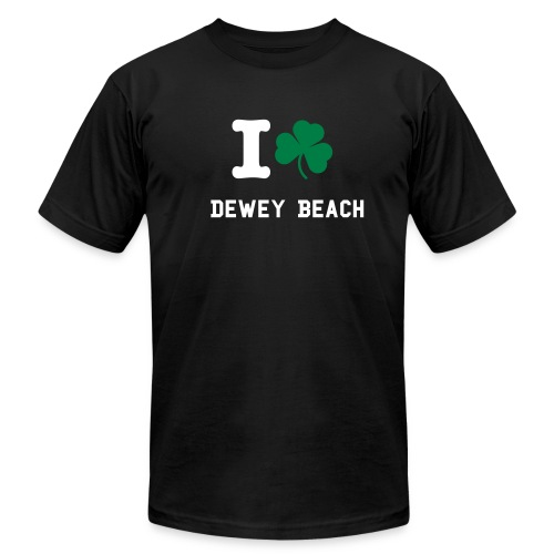Shamrock - Men's Fine Jersey T-Shirt