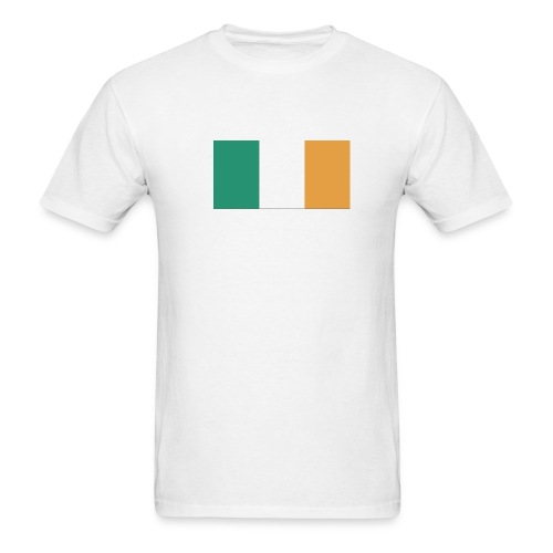 Irish Flag Tee-Mens - Men's T-Shirt
