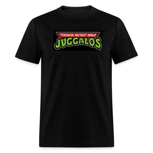 Teenage Mutant Ninja Juggalos - Men's T-Shirt