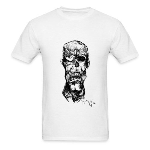 Zombie In My Nightmares - Men's T-Shirt