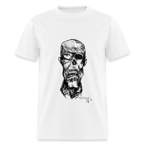 Zombie In My Nightmares - Men's T-Shirt