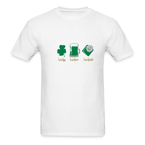 lucky - Men's T-Shirt