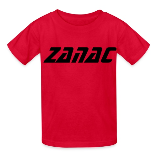 original zanac tee - Kids' T-Shirt