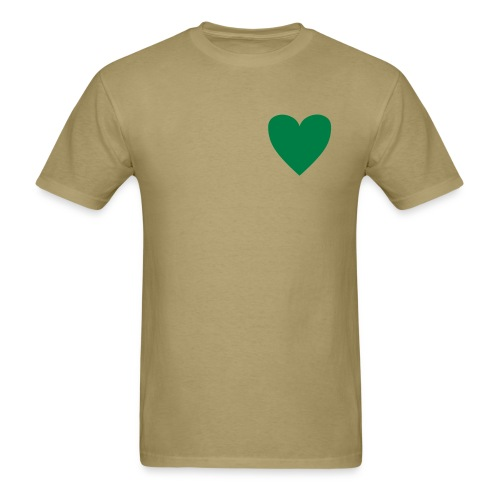 Forest Heart Shirt - Men's T-Shirt