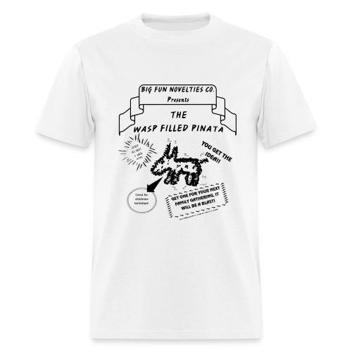 Wasp Filled Pinata - Men's T-Shirt