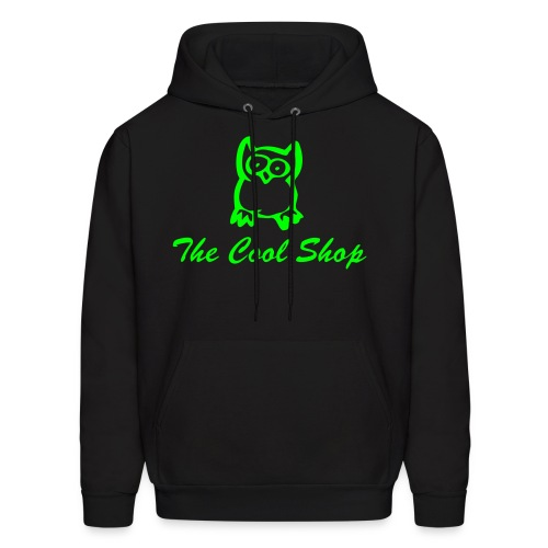 The Cool Shop/The Andy Man - Men's Hoodie