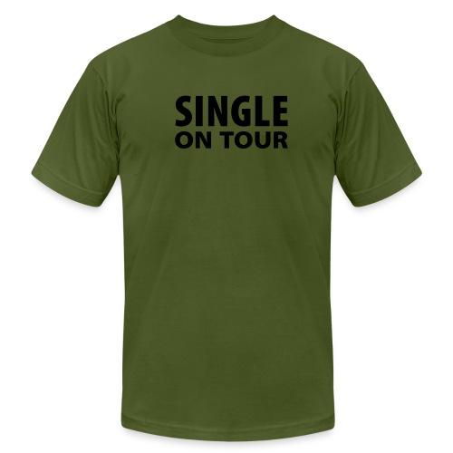 Single on Tour - Men's  Jersey T-Shirt