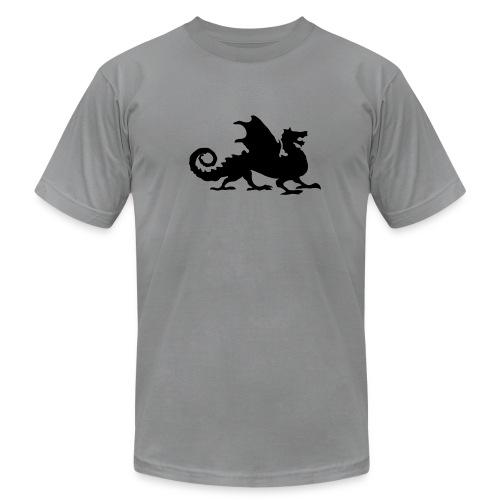 Men's Dragon T-Shirt - Men's Fine Jersey T-Shirt