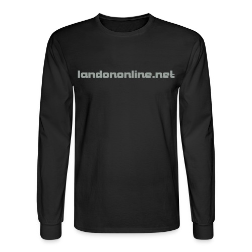 landononline - Men's Long Sleeve T-Shirt