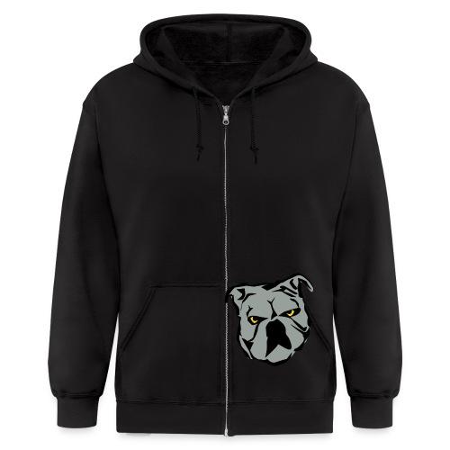 Str8 BullDogg  - Men's Zip Hoodie