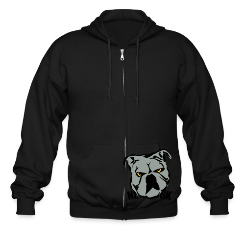 Str8 BullDogg Boston - Men's Zip Hoodie