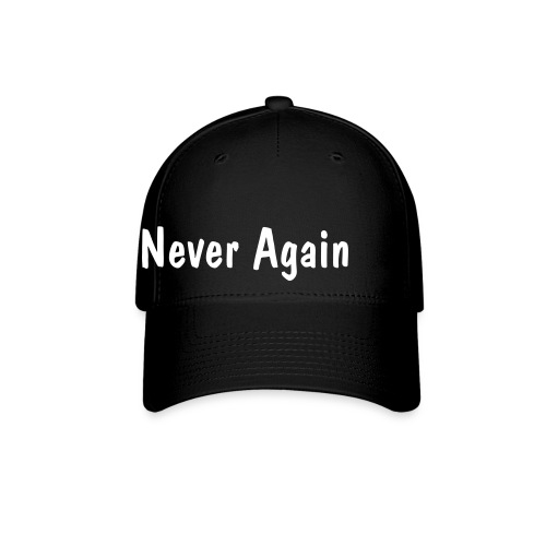 Never Again Crapper Capper! - Baseball Cap