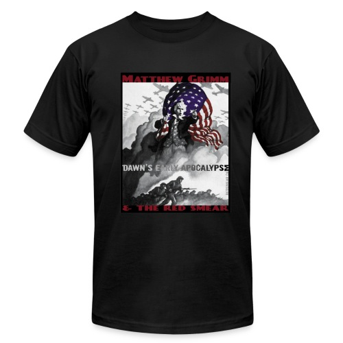 Dawn's Early Apocalypse tee - Men's  Jersey T-Shirt