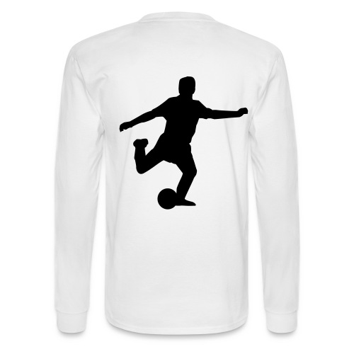 Spartak Long Sleeve - Men's Long Sleeve T-Shirt