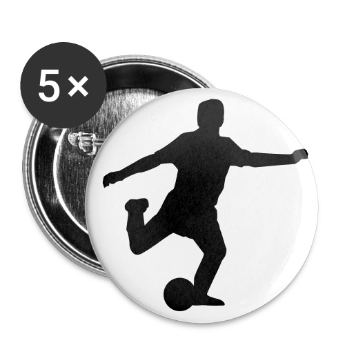 Spartak Badge - Buttons large 2.2'' (5-pack)