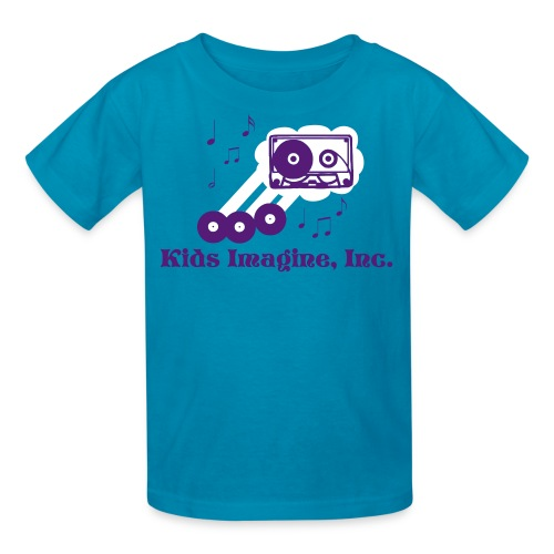 Music Cloud - Kids' T-Shirt