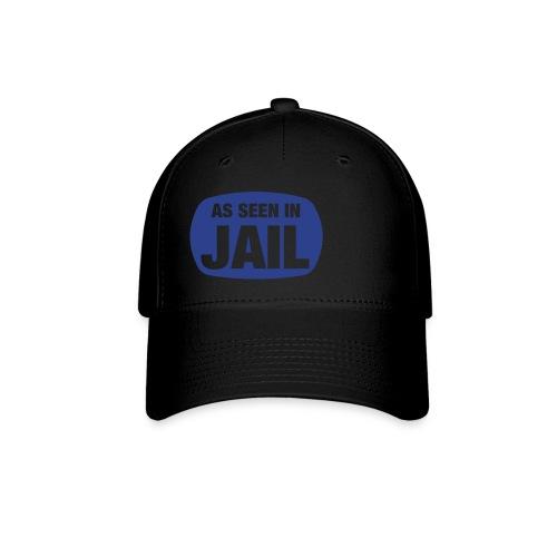 As Seen In Jail Cap - Baseball Cap