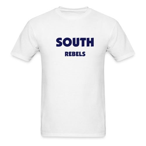 South Rebels T-Shirt - Men's T-Shirt