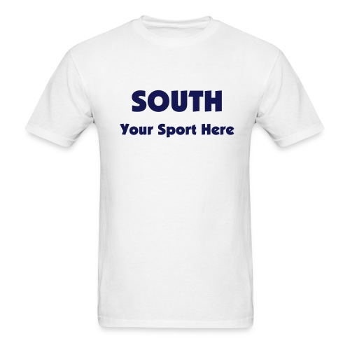 South Athletics T-Shirt - Men's T-Shirt