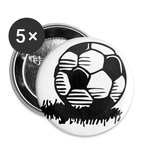 Soccer - Large Buttons