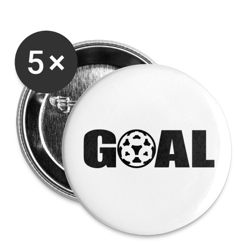 Soccer - Goal! - Large Buttons
