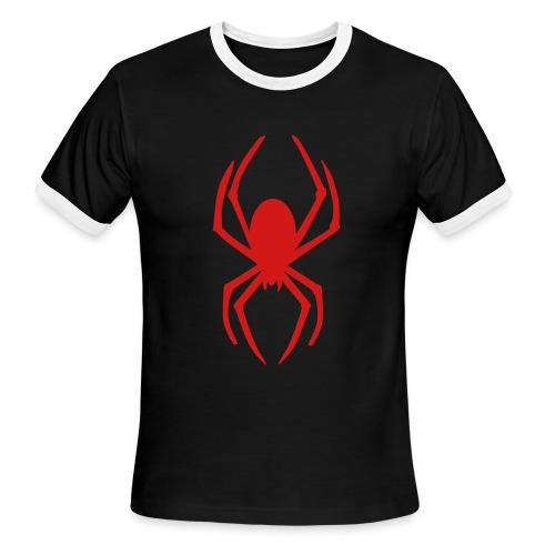 spider ringer - Men's Ringer T-Shirt