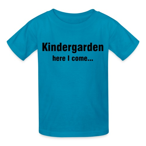 Kindergarden.. - Kids' T-Shirt